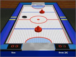 Pantallazo de Elite Air Hockey para PC