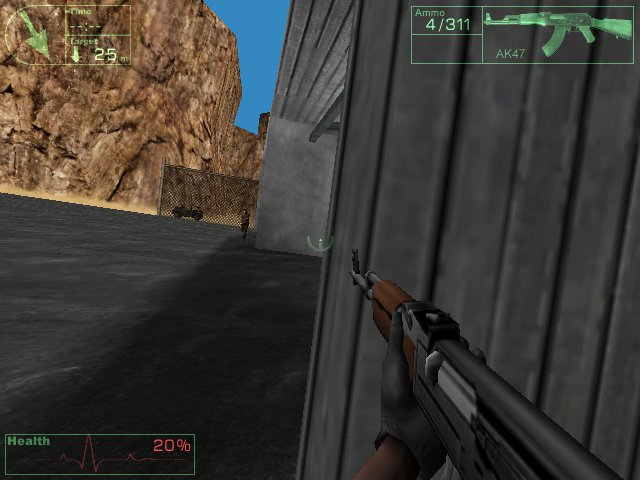 Pantallazo de Elite Forces: Navy SEALs: Sea Air Land para PC