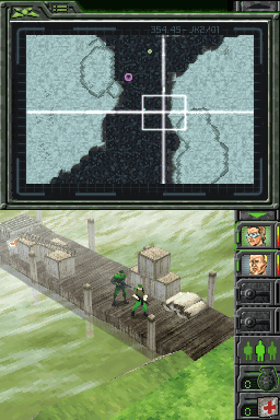 Pantallazo de Elite Forces: Unit 77 para Nintendo DS