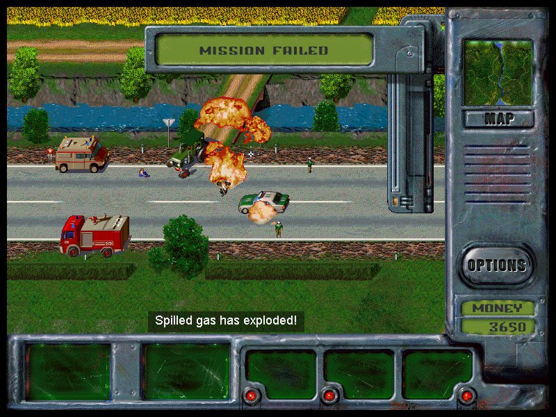 Pantallazo de Emergency: Fighters for Life [Jewel Case] para PC