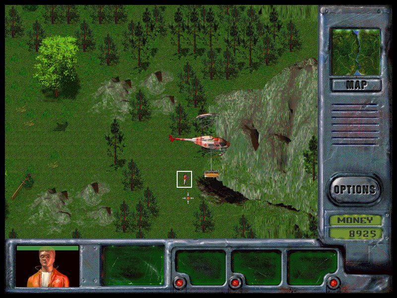 Pantallazo de Emergency: Fighters for Life para PC