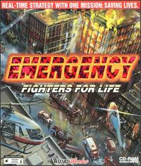 Caratula de Emergency: Fighters for Life para PC