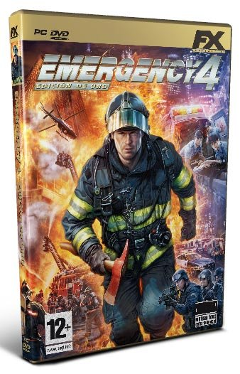 Caratula de Emergency 4 : Global Fighter for Life para PC