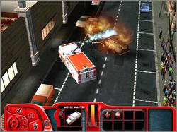 Pantallazo de Emergency Fire Response para PC