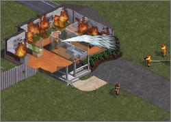 Pantallazo de Emergency Rescue: Firefighters para PC