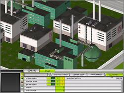 Pantallazo de Emergency Services Sim para PC