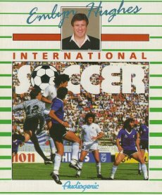 Caratula de Emlyn Hughes International Soccer para Amiga