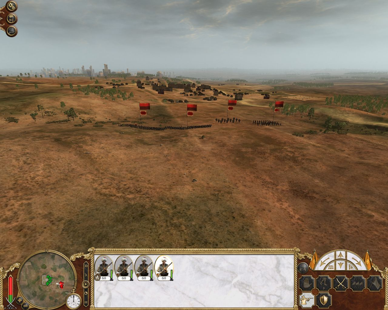 Pantallazo de Empire: Total War (Special Forces Edition) para PC