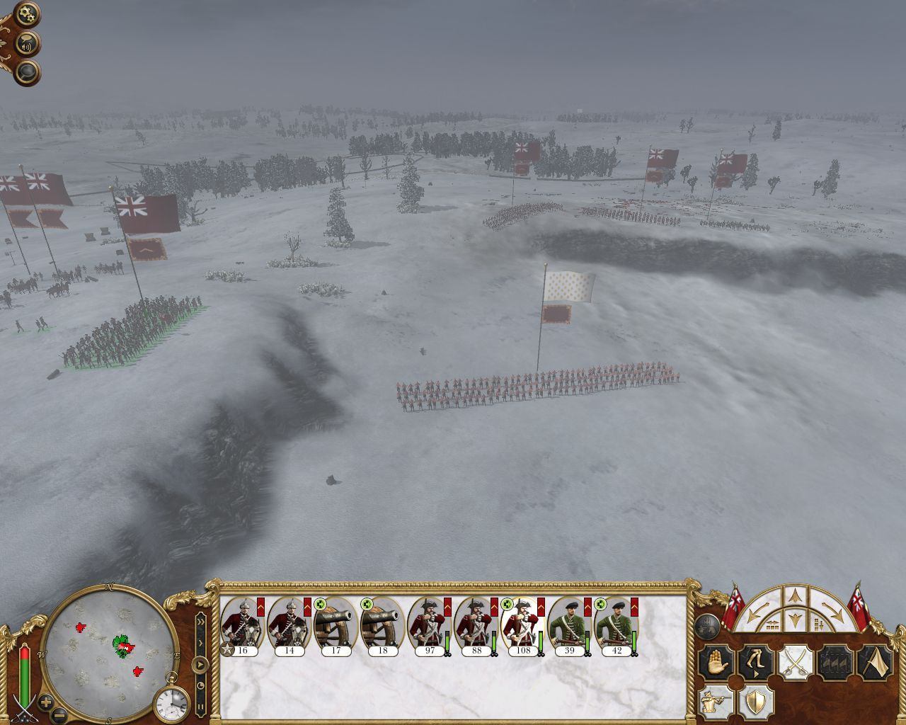 Pantallazo de Empire: Total War para PC