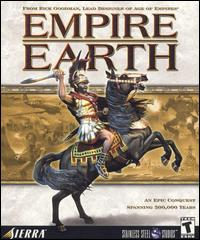 Caratula de Empire Earth para PC