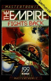 Caratula de Empire Fights Back, The para Spectrum