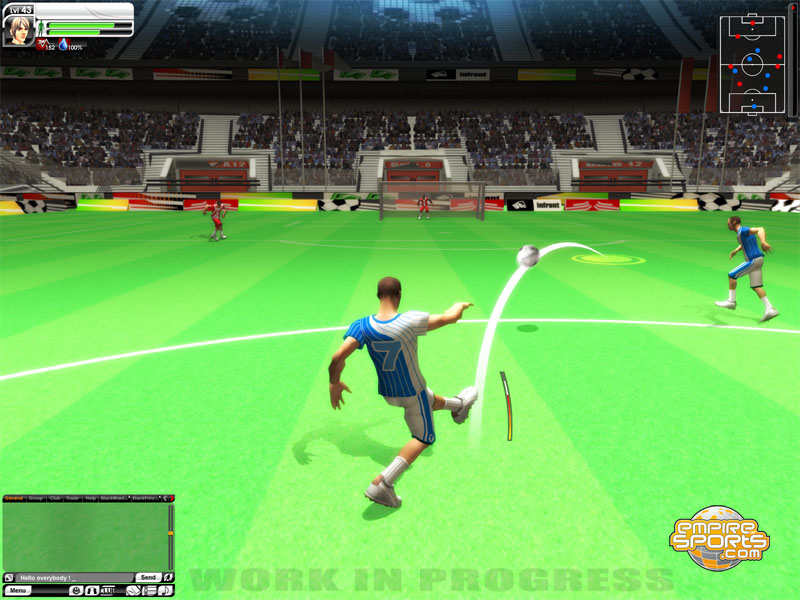 Pantallazo de Empire Of Sports para PC