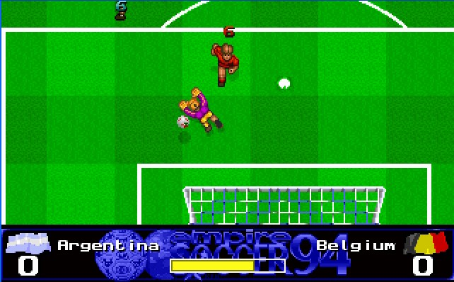 Pantallazo de Empire Soccer para PC