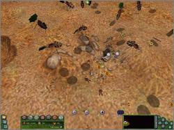 Pantallazo de Empire of the Ants para PC