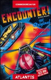 Caratula de Encounter para Commodore 64