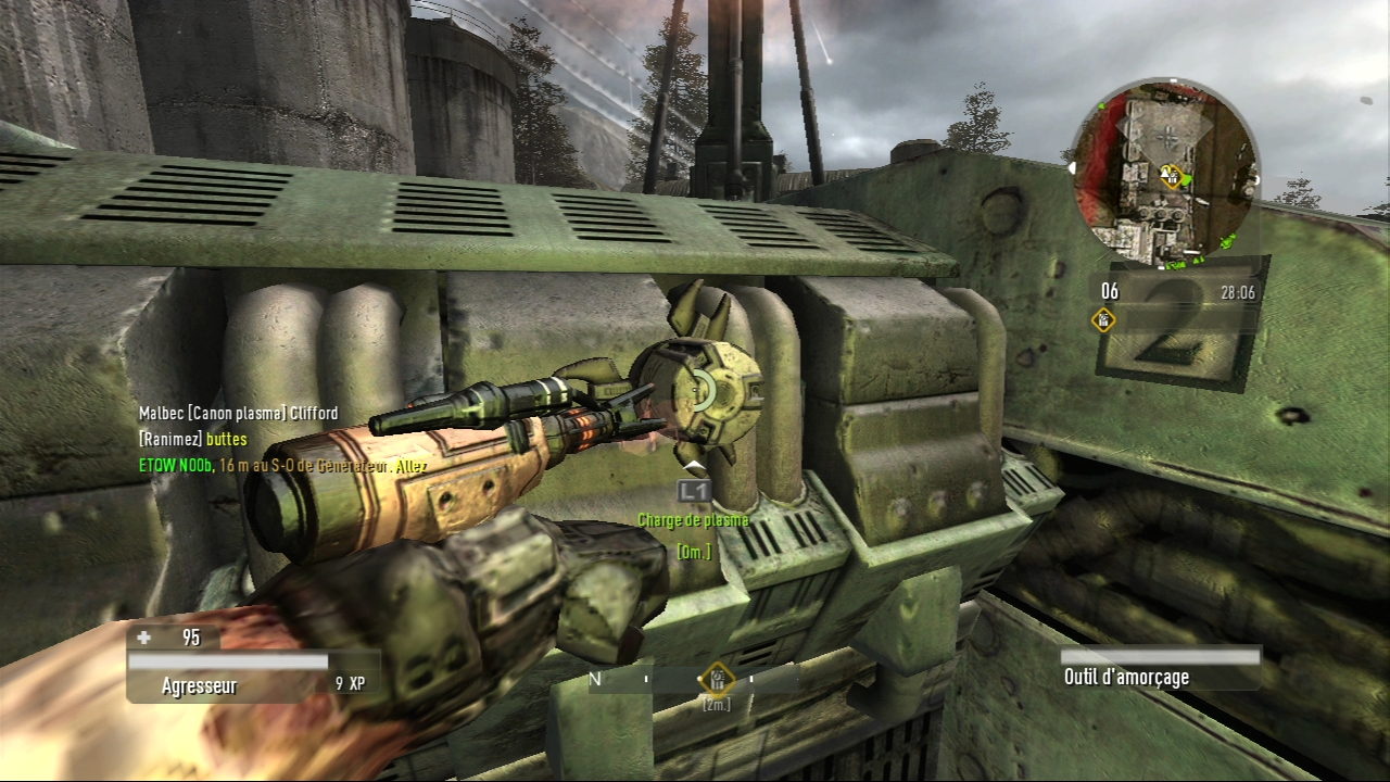 Pantallazo de Enemy Territory: Quake Wars para PlayStation 3