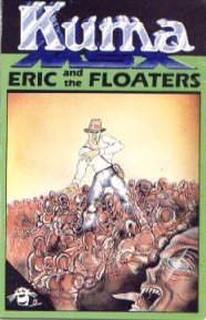 Caratula de Eric and the Floaters para MSX