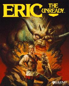 Caratula de Eric the Unready para PC