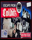Carátula de Escape From Colditz