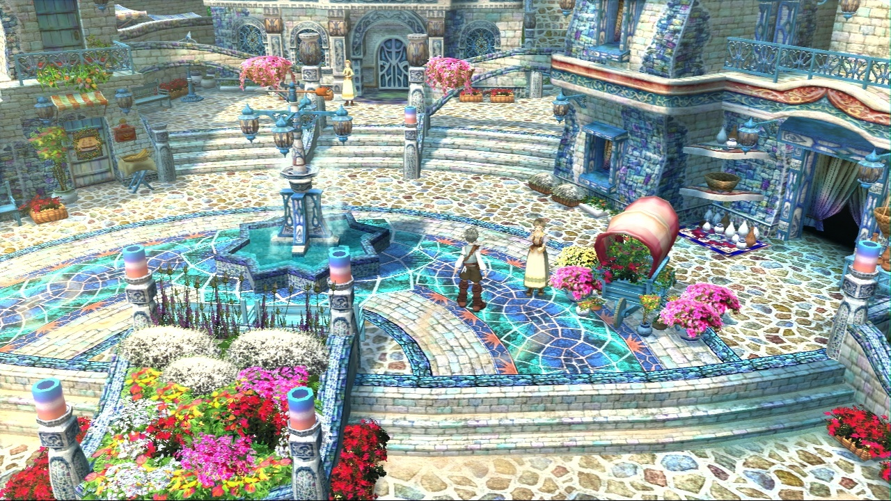 Pantallazo de Eternal Sonata para PlayStation 3