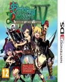 Carátula de Etrian Odyssey IV: Legends of the Titan