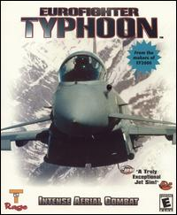 Caratula de Eurofighter Typhoon para PC