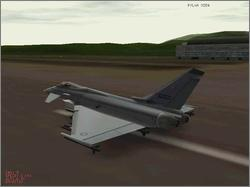 Pantallazo de Eurofighter Typhoon para PC