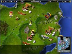 Pantallazo de Europa Universalis: Crown of the North para PC