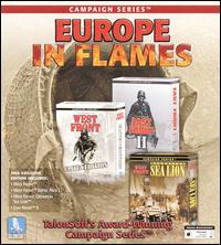 Caratula de Europe in Flames para PC