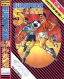 Caratula nº 103927 de European Five-a-Side (211 x 278)