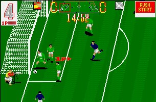 Pantallazo de European Football Champ para Amiga