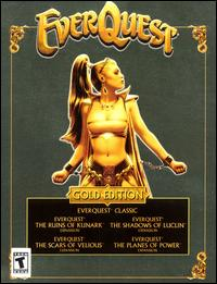 Caratula de EverQuest: Gold Edition para PC