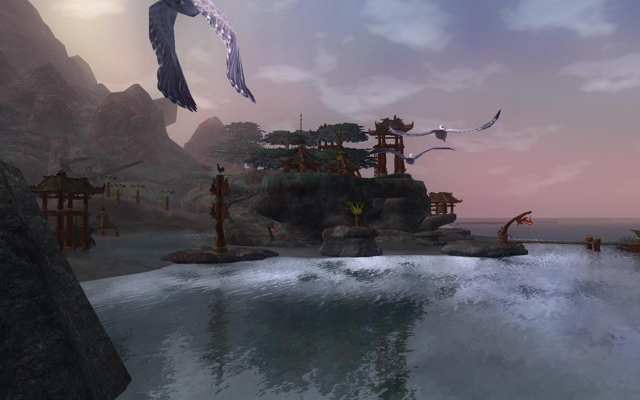 Pantallazo de EverQuest II: Rise of Kunark para PC