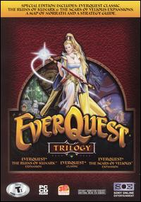 Caratula de EverQuest Trilogy: Special Edition para PC