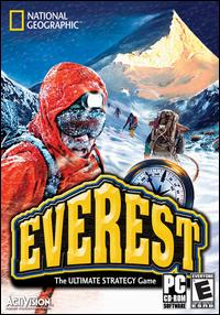 Caratula de Everest: The Ultimate Strategy Game para PC