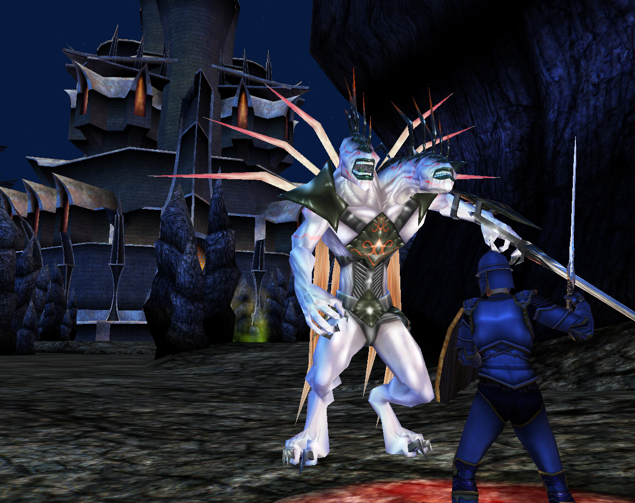 Pantallazo de Everquest: Seeds of Destruction para PC