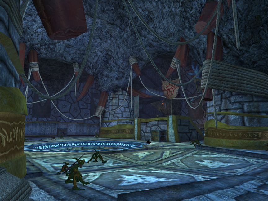 Pantallazo de Everquest 2: The Shadow Odyssey para PC