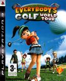 Carátula de Everybody's Golf: World Tour