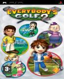 Caratula nº 124428 de Everybody's Golf 2 (591 x 1024)