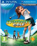 Carátula de Everybodys Golf