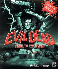 Caratula de Evil Dead: Hail to the King para PC