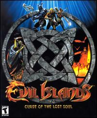 Caratula de Evil Islands: Curse of the Lost Soul para PC