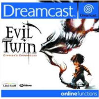 Caratula de Evil Twin: Cyprien's Chronicles para Dreamcast