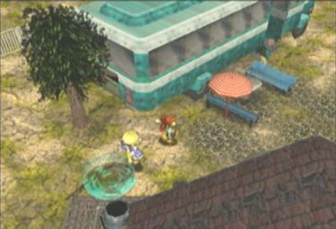 Pantallazo de Evolution: The World of Sacred Device para Dreamcast
