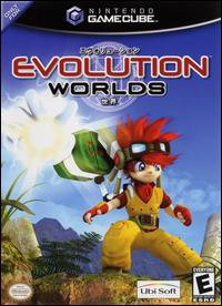 Caratula de Evolution Worlds para GameCube