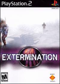Caratula de Extermination para PlayStation 2