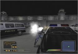 Pantallazo de Extreme Force: Grant City Anti-Crime para Xbox