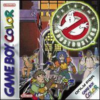 Caratula de Extreme Ghostbusters para Game Boy Color
