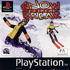 Caratula de Extreme Snow Break para PlayStation