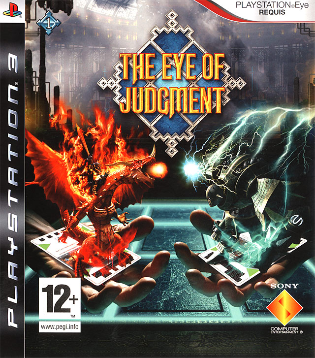 Caratula de Eye of Judgement, The para PlayStation 3